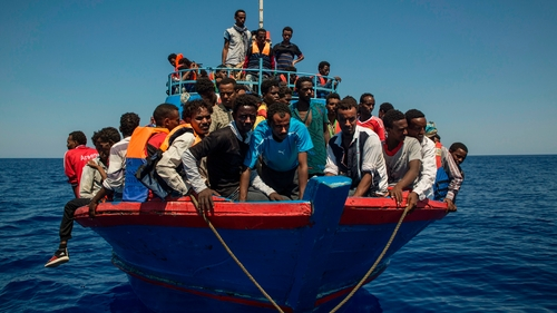 migrants-on-boat
